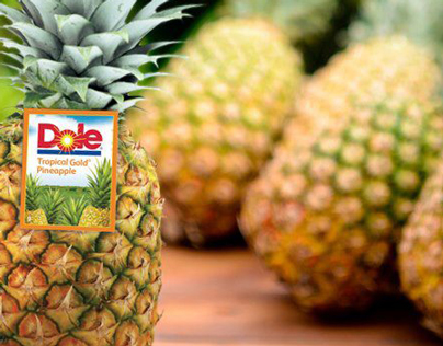 Dole Food Product Photography